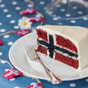 Norwegian cake