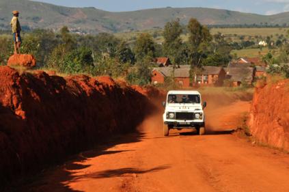 malagasy roads