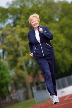 run-grandma